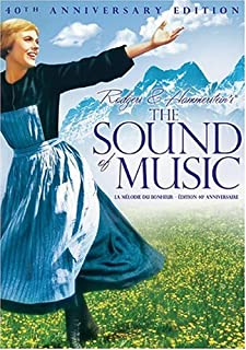 The Sound of Music (40th Anniversary Widescreen Edition) (B000B5MBWO) | Amazon price tracker / tracking, Amazon price history charts, Amazon price watches, Amazon price drop alerts