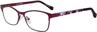 Eyeglasses Lucky Brand D 713 burgundy Burgundy