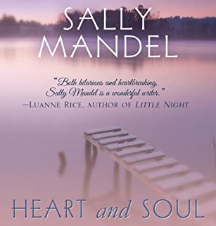 Heart and Soul audiobook cover art