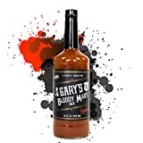 Spicy Bloody Mary Mix, Premium Drink Mixer, Unique Blend with Real Cocktail Bitters, Ready to Drink...