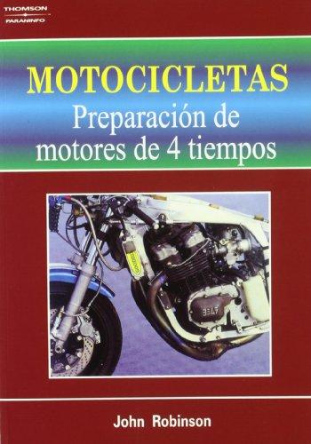MOTOCICLETAS PUESTA A PUNTO MOTORES 4 TIEMPOS