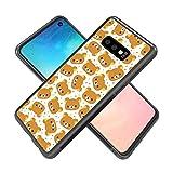 Animals Bear Rilakkuma Phone Case Compatible Galaxy S10e (2019) 5.8'