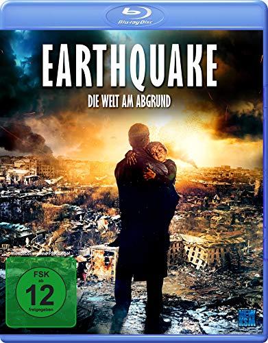 Earthquake - Die Welt am Abgrund [Blu-ray]