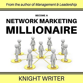Become a Network Marketing Millionaire audiobook cover art
