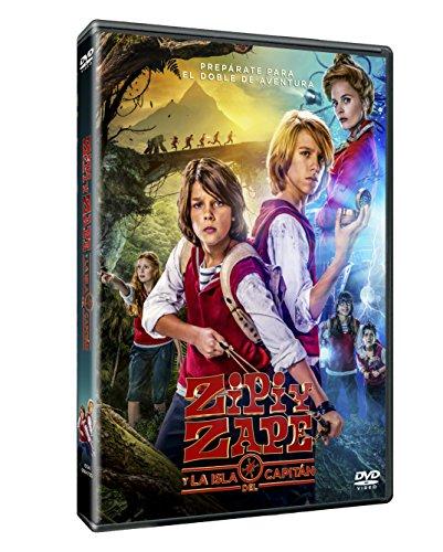 Zipi Y Zape Y La Isla Del Capitán [DVD]