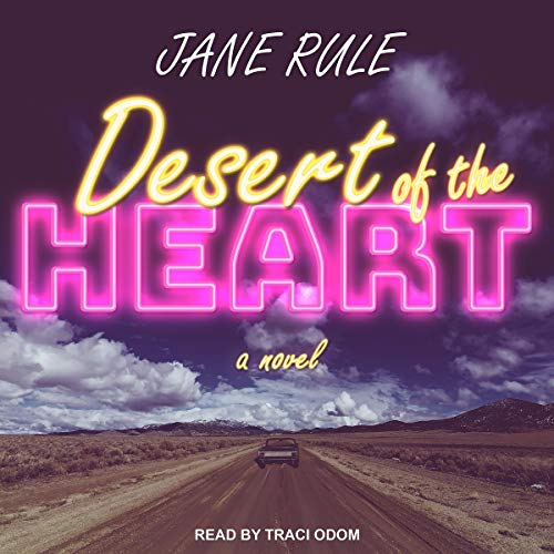 Desert of the Heart cover art