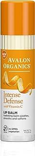 Avalon Organics Intense Defense Lip Balm, 0.25 oz.