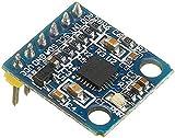 LanGuShi Útil Módulo de Control de Vuelo de Seis Ejes Compatible STM32 Tablero de Desarrollo Controlador Controlador Controlador Módulo de Receptor Durable