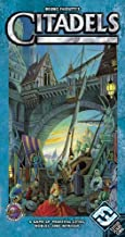 Citadels Crds edition by Faidutti Bruno published by Fantasy Flight Games (2003) [Toy]
