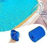 BDUCK Filtro para piscina Intex, esponja para filtro de piscina, para Intex tipo H, reutilizable y lavable, 2 unidades