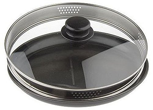 Microwave Browning Dish with Lid. Prepare perfect Burritos from the...