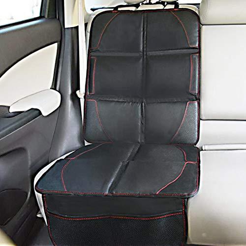 HelloCreate Autositzschoner für Kinderautositz Universal Anti-Rutsch Wasserdicht Gepolstert Schonbezug für Autositze