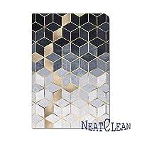 NeatClean ipad pro11 ケース かわいい 軽量 薄型 耐衝撃 魅力的 アイパッドケース 三つ折り ipad 9.7 ケース pencil収納 iPad 第六世代 9.7 インチ ケース 2018 iPad 第五世代 9.7 インチ ケース 2017 ipad air10.5 ケース Air3ケース Air2ケース Airケース 手帳型 iPad mini5ケース mini4ケース mini3ケース mini2ケース miniケース アイパッドカバー ipad pro11 ケース ペンシル ipad pro10.5 ケース おしゃれ ipad 9.7 ケース ペンシル収納 おしゃれ チェック柄 グラデーション 個性的(iPad Pro 11,a-三つ折りタイプ)