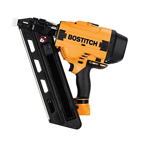 BOSTITCH 20V MAX Framing Nailer Kit, 30 Degree Paper Tape, Cordless (BCF30P1)