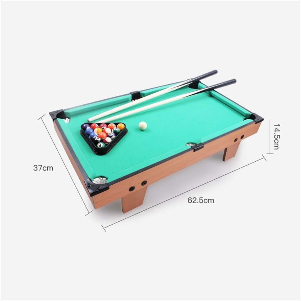 Mesa De Billar Pool con 2 × Señales, 16 × Bolas De Billar ...
