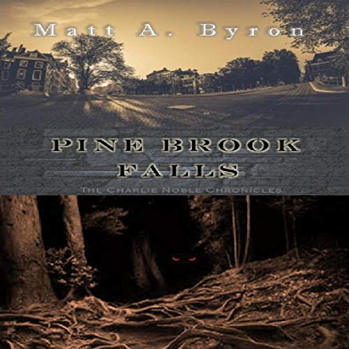 Pine Brook Falls audiobook cover art