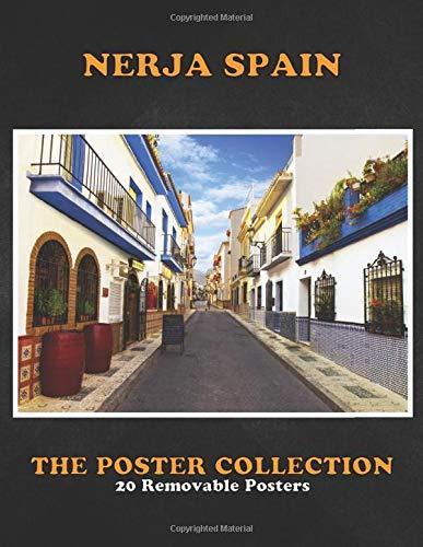Poster Collection: Nerja Spain Calle Cristo Nerja Urban Landscapes