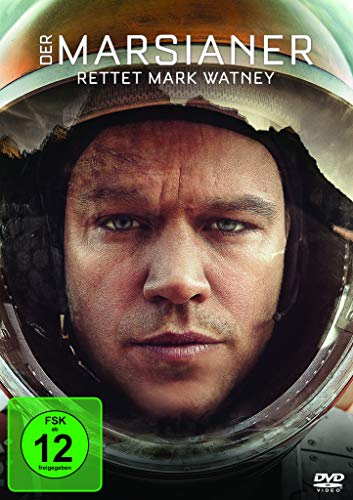 Der Marsianer - Rettet Mark Watney [DVD]