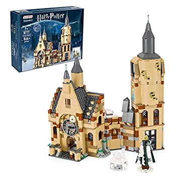 Castle Clock Tower  866 Pieces  Toy Building Sets for Boys Girls - Compatible with Lego