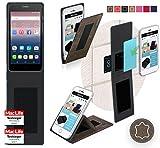 reboon Hülle für Alcatel OneTouch Pop Up Tasche Cover