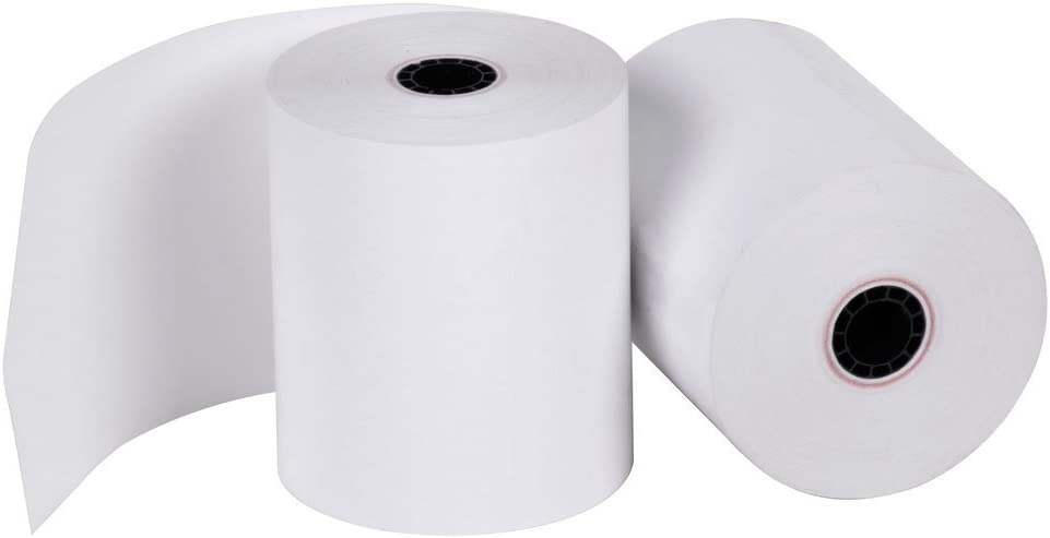 NCBP Thermal Max Free Shipping Cheap Bargain Gift 66% OFF Paper 50 Rolls