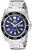 Orient Men's 'Mako XL' Japanese Automatic Stainless Steel Diving Watch, Color:Silver-Toned (Model:...