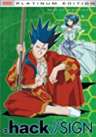 .Hack//Sign, Vol. 4: Omnipotence [DVD] [Import]