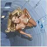 linshel benutzerdefinierte Druck quadratische Poster Kate