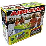 Airhead Inflatable Beer Pong Table Floating Water Game Party Pool Lounge Lake Beach WLM8