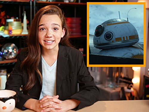 BB-8 Was Gonna be an AIRPLANE?