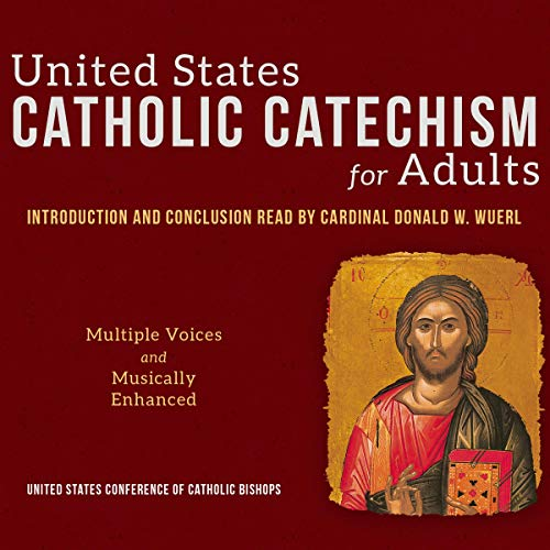 United States Catholic Catechism for Adults cover art
