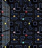 H/M Klassisches Arcade-Spiel Pac-Man Wandkunst Leinwand