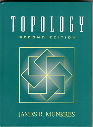 Compare Textbook Prices for Topology Classic Version Pearson Modern Classics for Advanced Mathematics Series 2 Edition ISBN 9780134689517 by Munkres, James