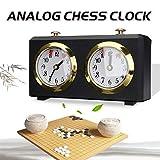 MCLseller - Reloj de ajedrez, Temporizador Profesional para Juegos de...