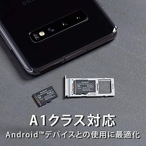 キングストンmicroSD128GB最大100MB/sUHS-IV10A1NintendoSwitch動作確認済CanvasSelectPlusSDCS2/128GB永久保証