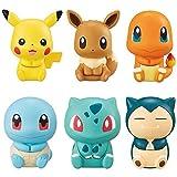Pokemon 5 Cm Charmander Popplio Litten Pikachu Rowlet Treecko Eevee Fennekin Greninja Anime Action Figure Bambole Giocattolo