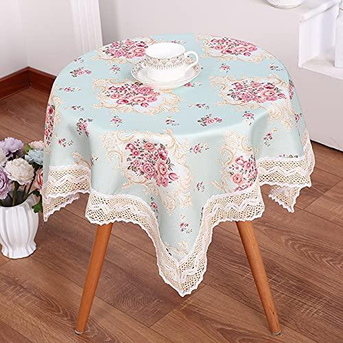 sans_marque Mantel de mesa, cubierta de mesa, adecuado para mesa de buffet, fiesta, cena de vacaciones, celebración de boda mantel100 x 150 cm
