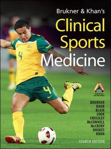 Brukner & Khan's Clinical Sports Medicine: Australian Edition