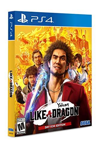 517Xao U0YL - Yakuza: Like a Dragon - PlayStation 4