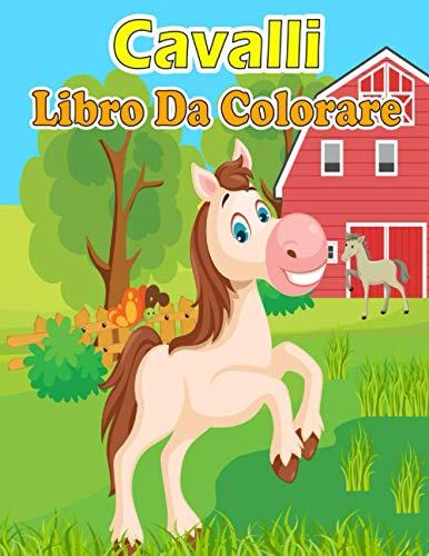 Cavalli Libro Da Colorare: 40 Disegni Realistici Di Cavalli Da Colorare Per Adulti E Bambini | Regalo Di Cavalli | Un Bel Regalo Per I Fans Dei Cavalli