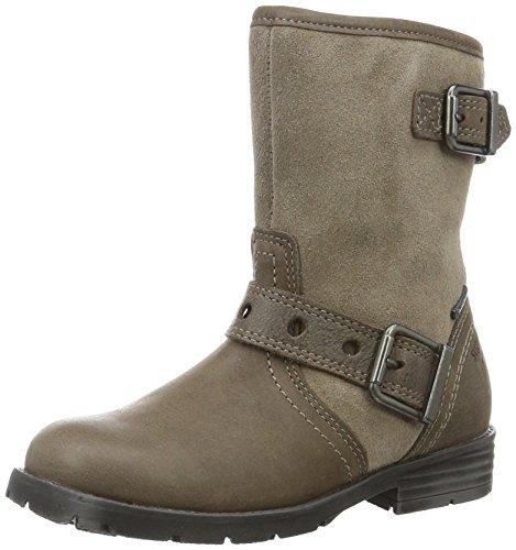 Superfit Jungen Heel 700179 Biker Boots, Braun (Truffle 33), 40