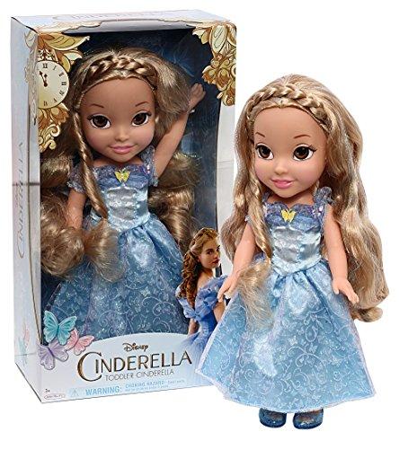 Giochi Preziosi Cenerentola Disney - Bambola con Braccia e Gambe snodate