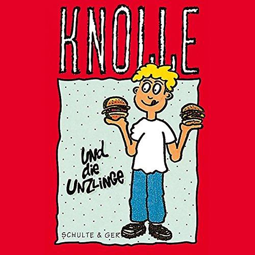 Knolle und die Unzlinge cover art
