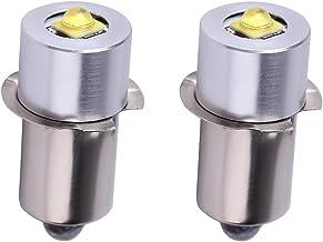 Lanterna LED 18 V, P13.5S PR2 3 W Maglite Lâmpada LED Kit de conversão de LED Maglite para 3 – 16 C&D Lanternas Maglite La...