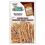 Ikaten Daio Tempura Squid Snack 1.87oz (Pack of 5)