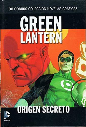 Green Lantern. Origen Secreto