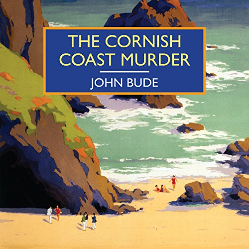The Cornish Coast Murder audiobook cover art