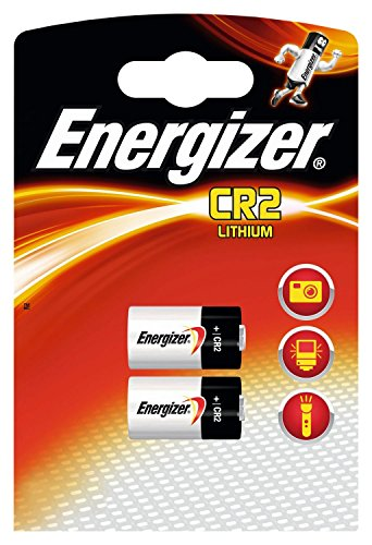 ENERGIZER Lot de 3 Blisters de 2 Piles Lithium CR2 3V