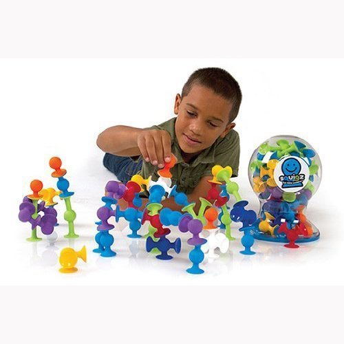 Squigz 50 Piece Set by Fat Brain Toy