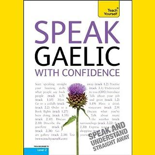 Teach Yourself Gaelic Conversation audiobook cover art